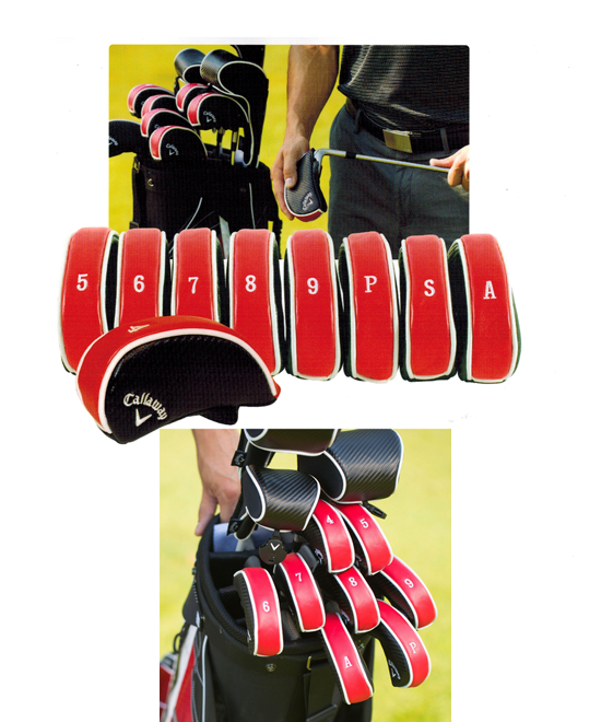 Deluxe Iron Headcovers